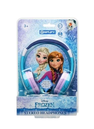 Volkano Disney Frozen Karlar Ülkesi Anna Elsa Çocuk Kulaklığı Lisanslı DY-1001-AFR Renkli